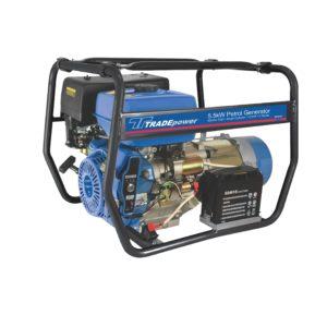 5.5 kW Contractors Generator