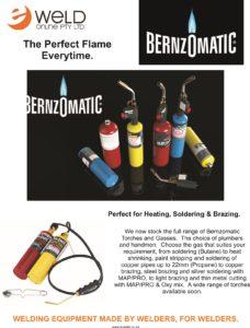 Bernzomatic Info