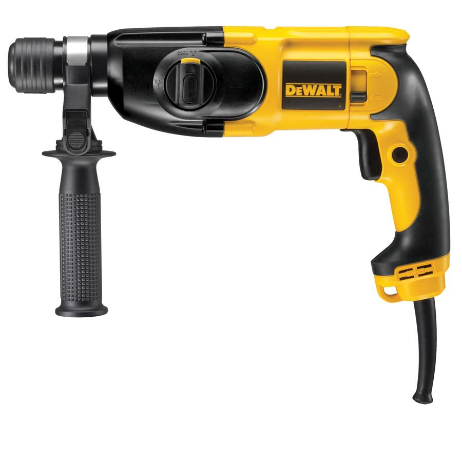 dewalt rotary hammer drill 22mm 650w e weld. Black Bedroom Furniture Sets. Home Design Ideas