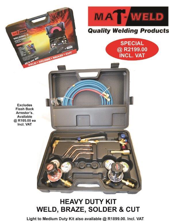 Matweld-Gas-Kit