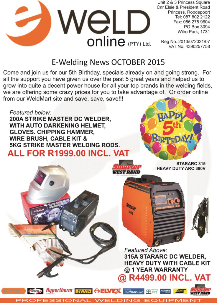 Newsletter October 2015 P1