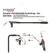 SGB 360A SUREGRIP 4M Professional MIG Welding Torch