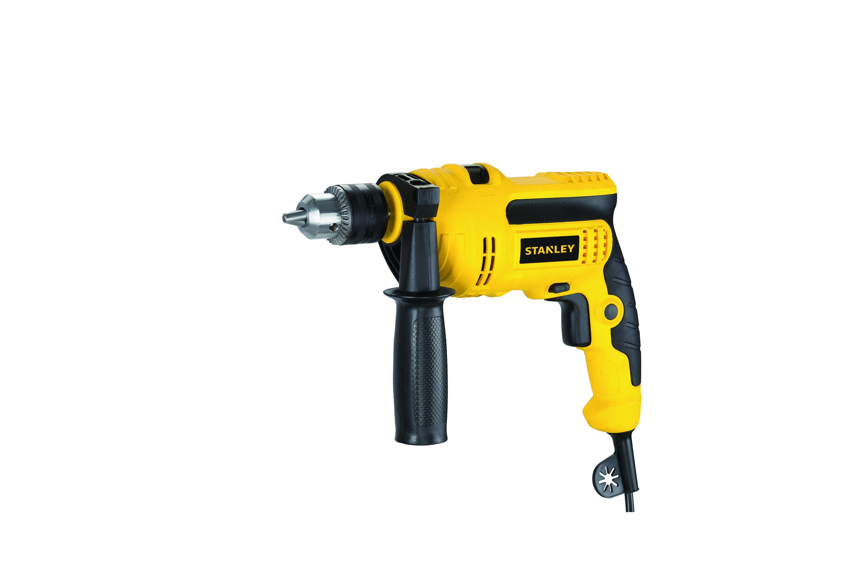 Stdh6513 Stanley Impact Drill 13mm 650w E Weld 18v Brushless Driver