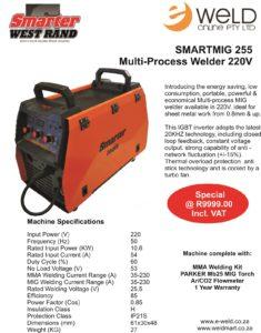 Smarter 255 Mig