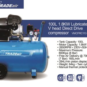 Tradeair Compressor VMCFRC113