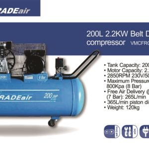 Tradeair Compressor VMCFRC234