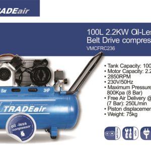 Tradeair Compressor VMCFRC236
