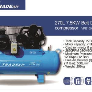 Tradeair Compressor VPE100300