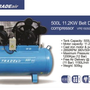 Tradeair Compressor VPE150500