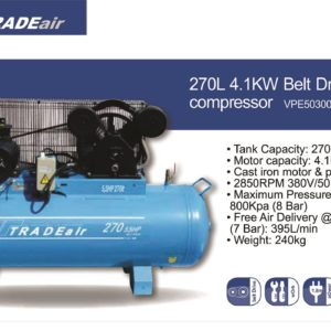 Tradeair Compressor VPE50300