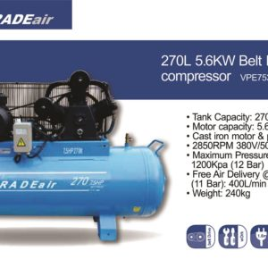 Tradeair Compressor VPE75300