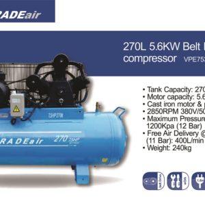 Tradeair Compressor VPE75300