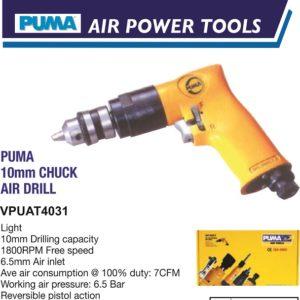VPUAT4031 10MM CHUCK AIR DRILL