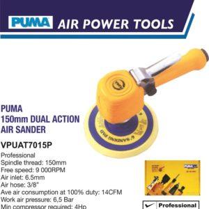 VPUAT7015P 150MM DUAL ACTION AIR SANDER