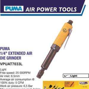 VPUAT7033L 1-4 IN EXTENDED AIR DIE GRINDER
