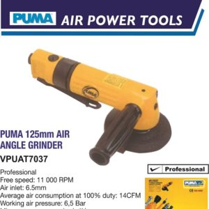 VPUAT7037 AIR ANGLE GRINDER